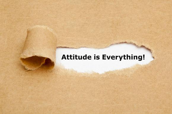 Attitude 580