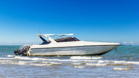 Speedboat 580